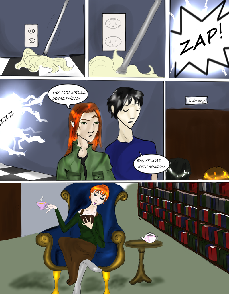 Chapter One: Page Eleven