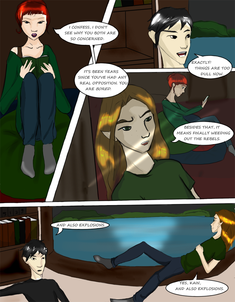 Chapter Two: Page Three