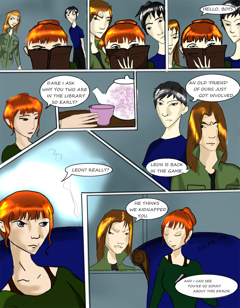 Chapter One: Page Twelve
