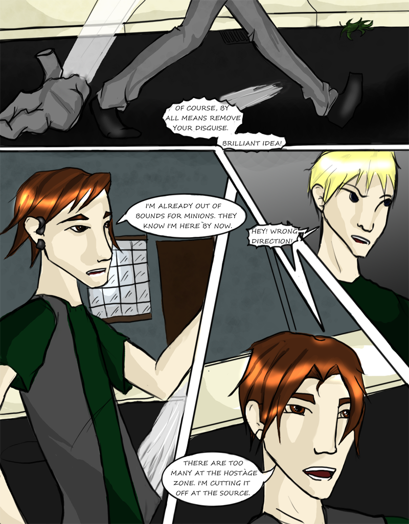 Chapter Two: Page Ten