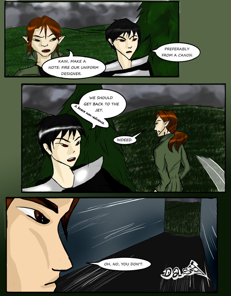 Chapter Two: Page Eighteen