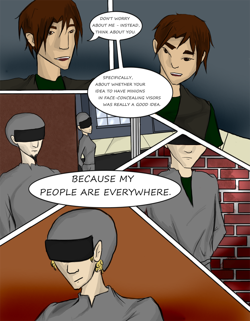 Chapter Two: Page Seventeen