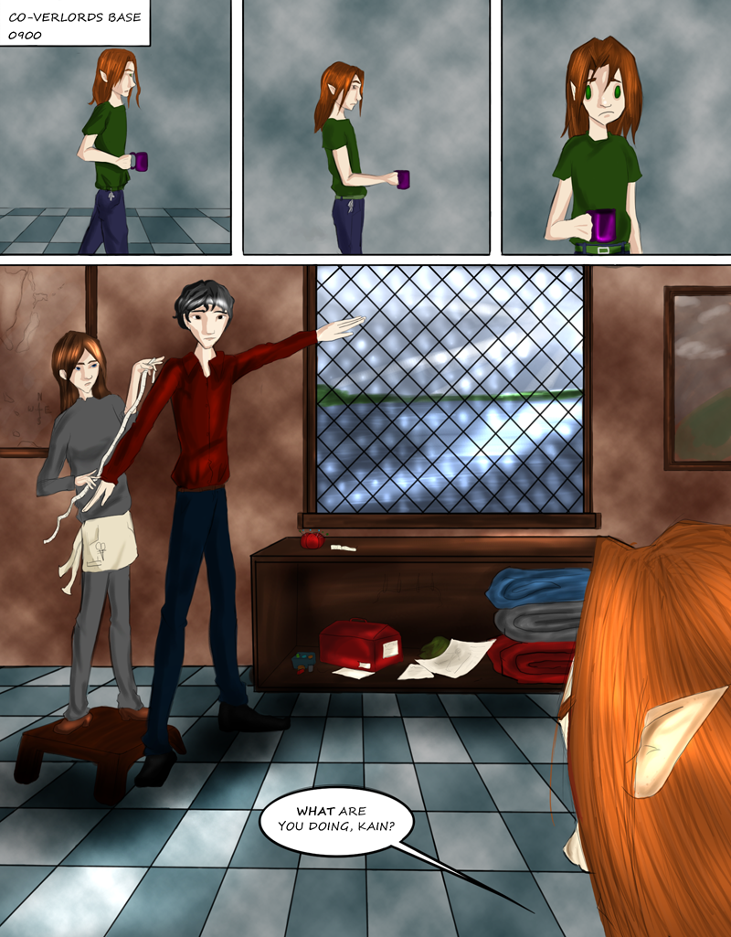 Chapter Three: Page Two