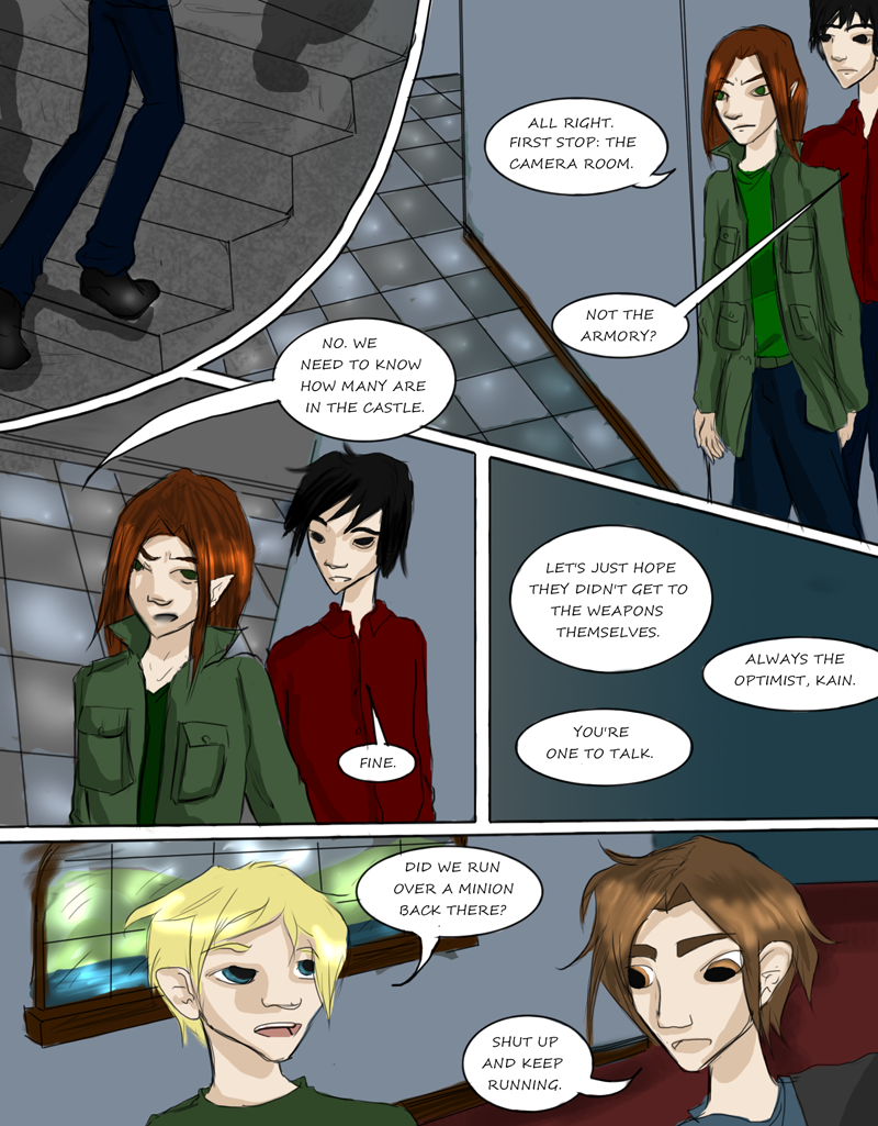 Chapter Three: Page Seventeen